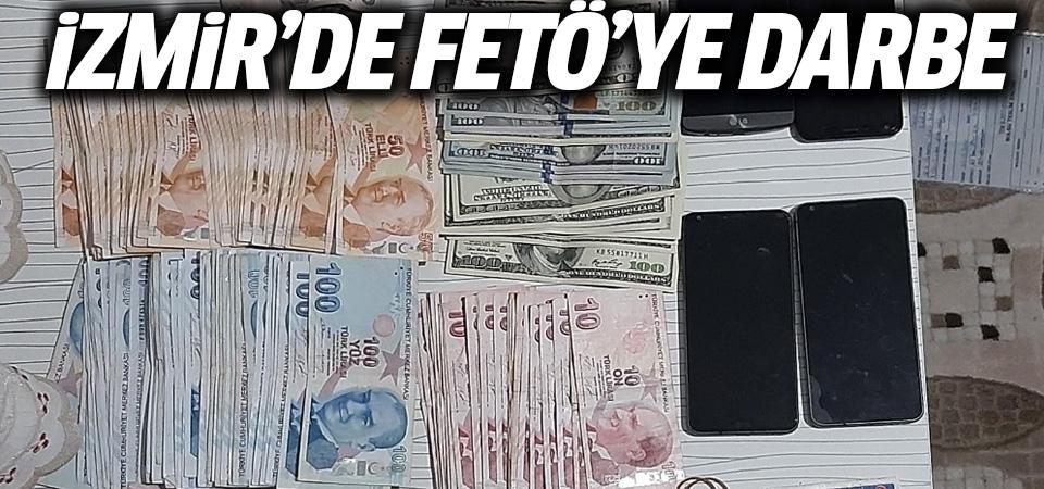 İzmir'de FETÖ operasyonu: 66 şüpheli gözaltında