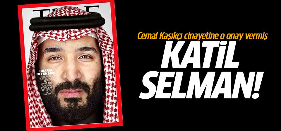Time dergisi: Cemal Kaşıkçı'nın Katili Selman
