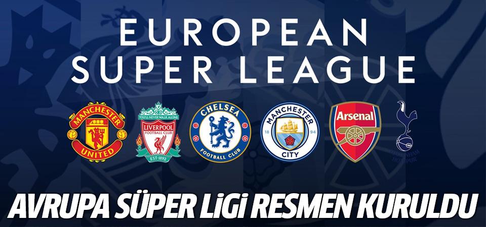 Avrupa Süper Ligi resmen kuruldu