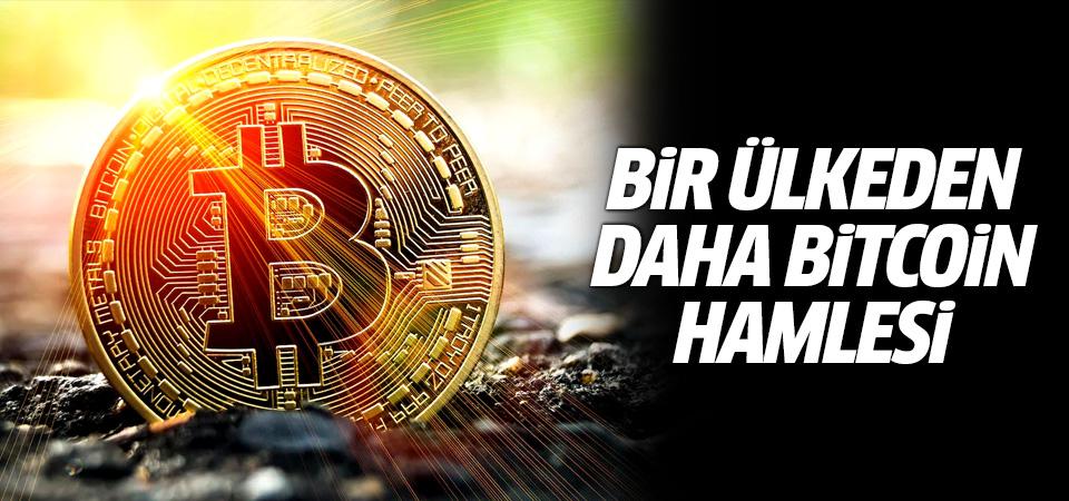 Bir ülke daha Bitcoin'i resmi para birimi olarak kabul etti