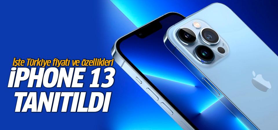 iPhone 13 tanıtıldı: İşte Türkiye fiyatı ve özellikleri