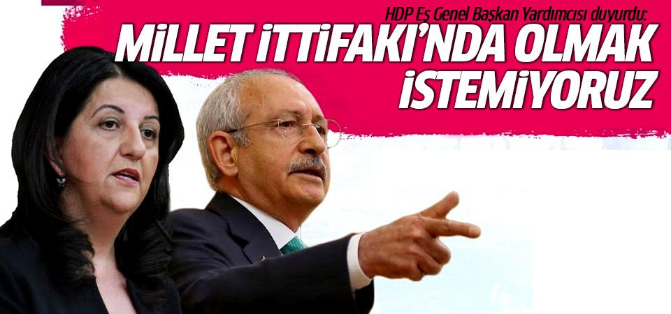 HDP'li Garo Paylan: Millet İttifakı'nda olmak istemiyoruz
