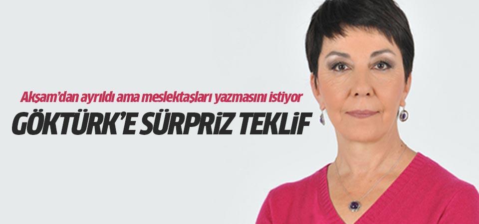 Gülay Göktürk'e Sabah'tan teklif