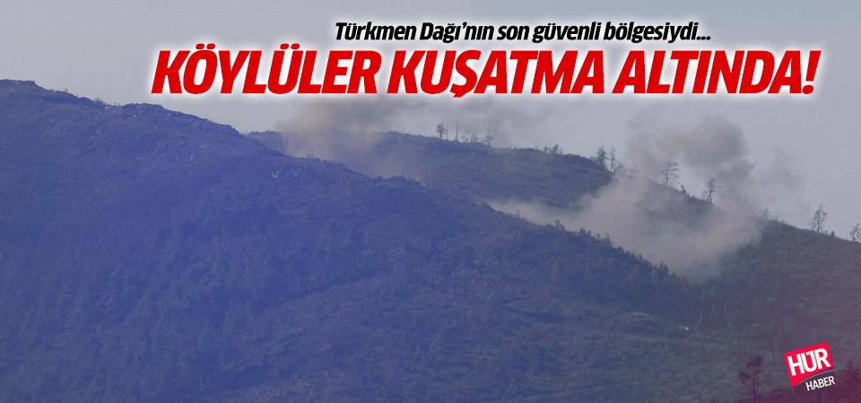 FLAŞ! Türkmen bölgesinde katliam alarmı