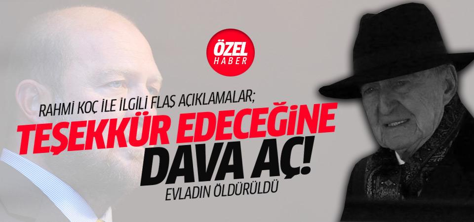 Doğan Kasadolu: Mustafa Koç öldürüldü!