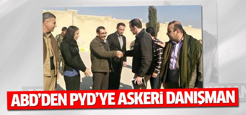 ABD PYD'ye askeri danışman gönderdi