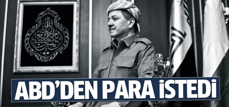 Barzani yönetimi ABD'den para istedi