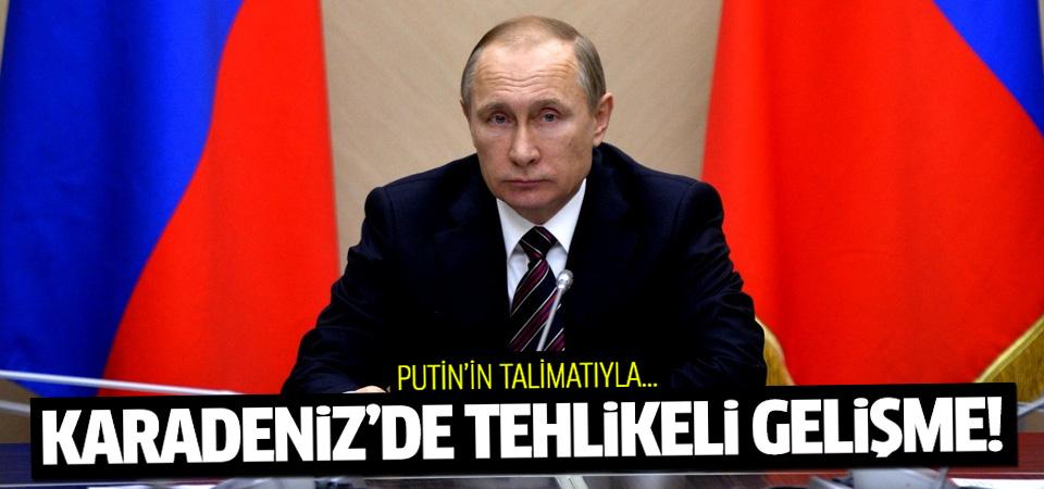 Rusya'dan Karadeniz'de tehlikeli hamle!