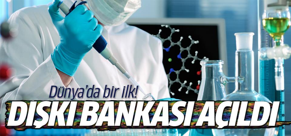 Dünya'nın ilk 'Dışkı Bankası' açıldı