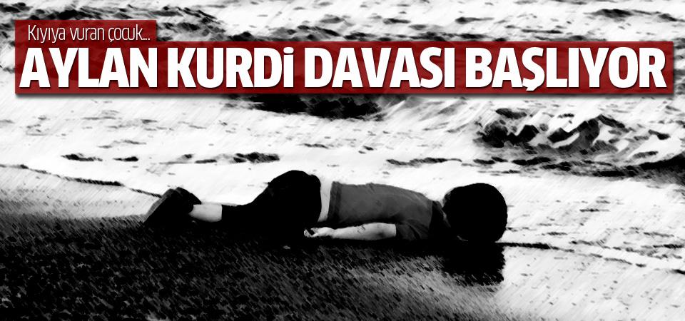 Aylan Kurdi davası yarın başlıyor