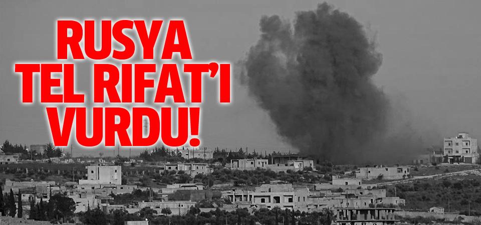 Rusya Tel Rıfat'ı vurdu: 15 ölü