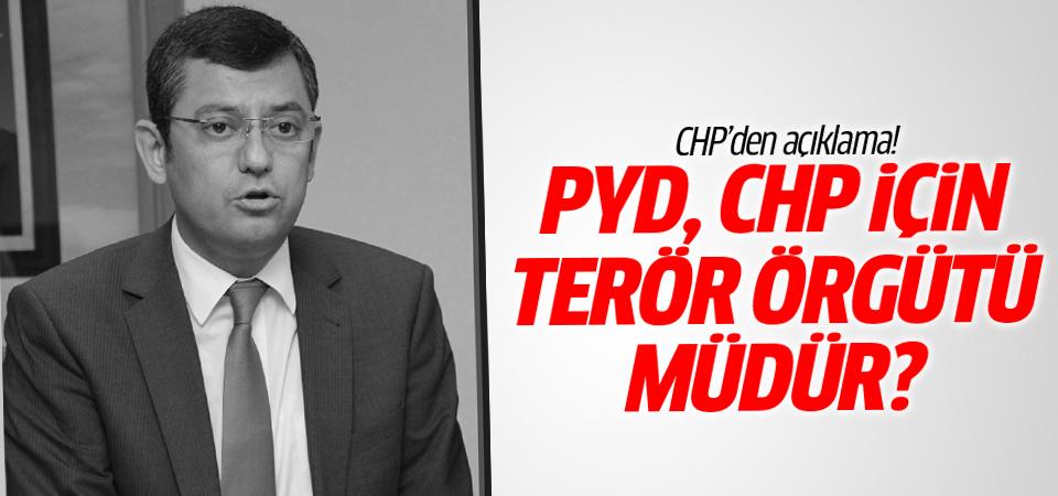 CHP'den Tanırıkulu ve PYD açıklaması
