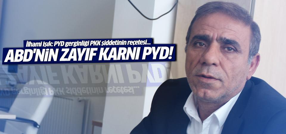 ABD'nin PKK'nın en zayıf karnı PYD