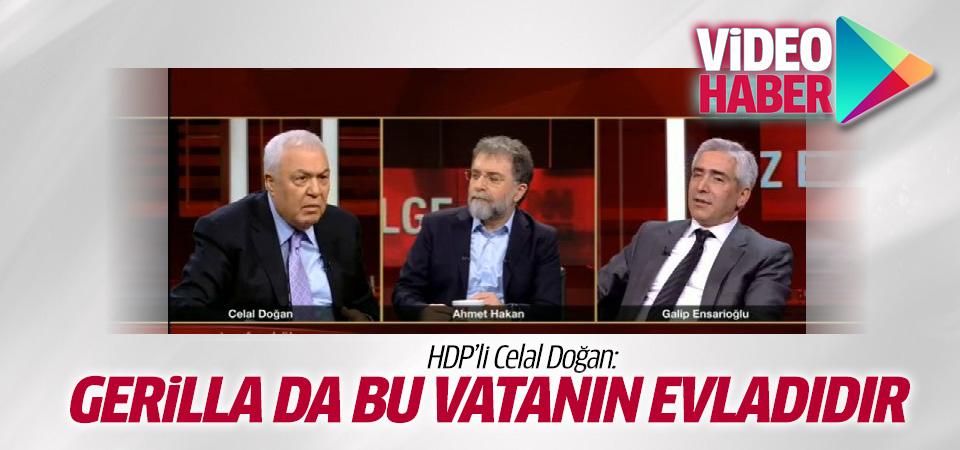 HDP'li Celal Doğan: Gerillalar da bu vatanın evladı