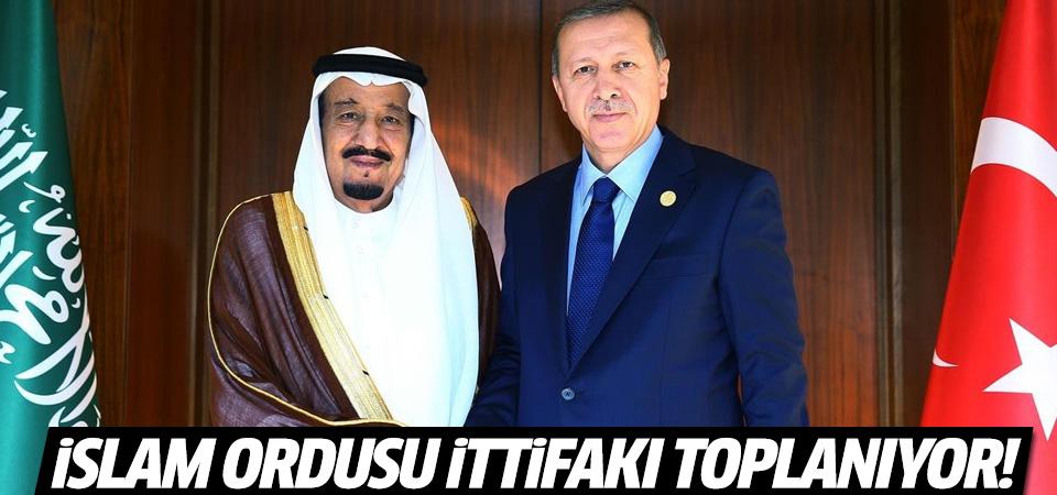 """""""İslam Ordusu İttifakı' Riyad'ta toplanıyor"""