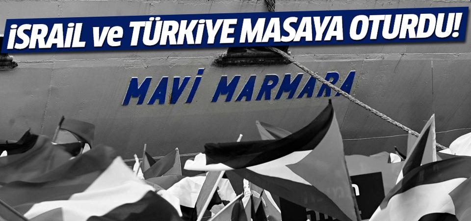 İsrail ve Türkiye, Cenevre'de görüştü!