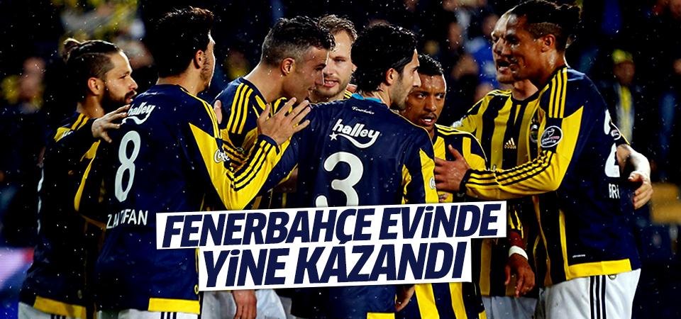 Fenerbahçe-Kasımpaşa maç sonucu