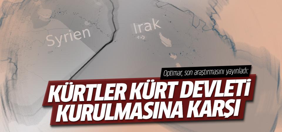 'Kürtler, Kürt devleti kurulmasına karşı'
