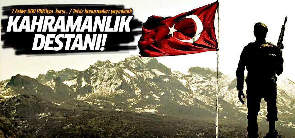 Mete Yarar Kahramanlık Destanı'nı açıkladı: 7 Asker 600 PKK'lıya karşı!