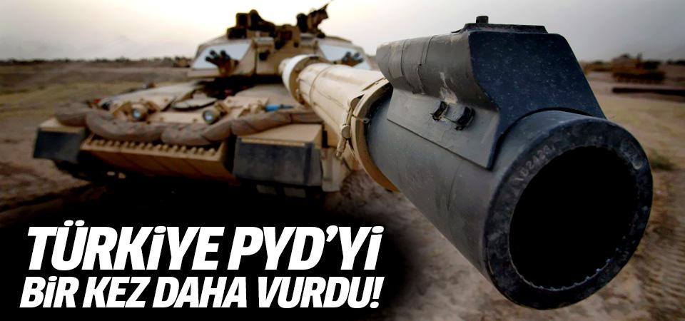 Reuters: Türkiye YPG'yi yeniden vurdu