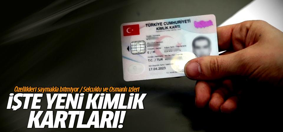 Yeni kimliklerde Selçuklu ve Osmanlı izleri
