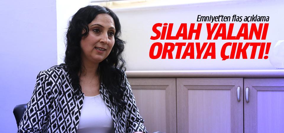 Emniyet'ten 'Figen Yüksekdağ' açıklaması!