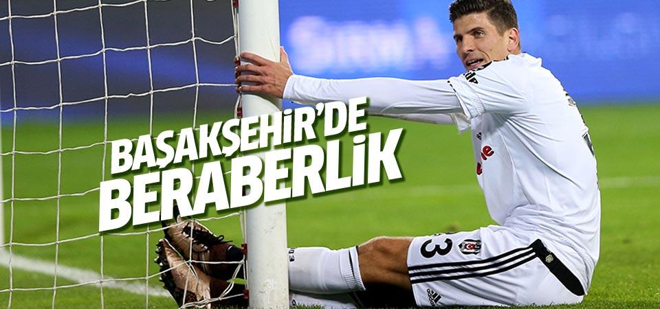 Başakşehir Beşiktaş maçı sonucu