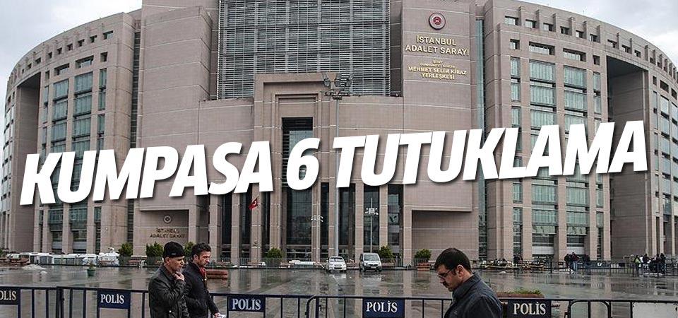 Selam Tevhid'e kumpasta 6 tutuklama
