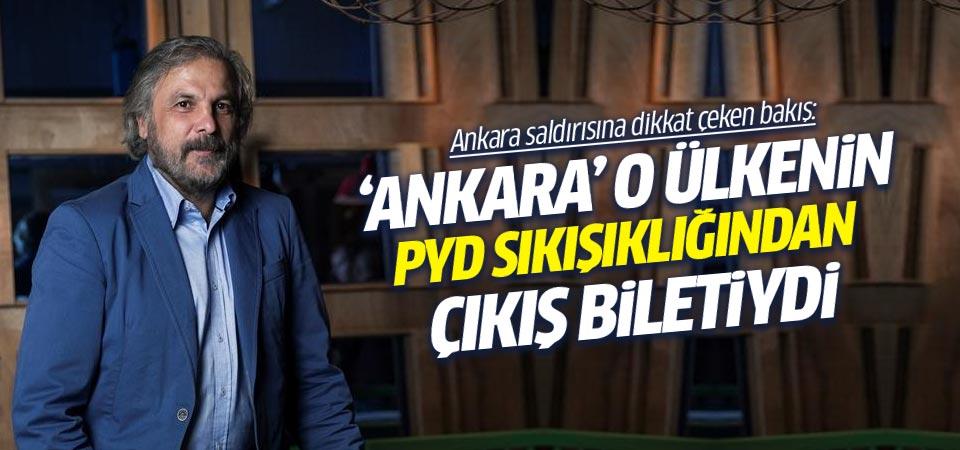 Yarar: Ankara ABD'nin PYD sıkışıklığından çıkış biletiydi