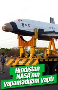 Hindistan NASA'yı geçti!