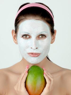 Makyajdan yorulan cildinizi mango ile besleyin