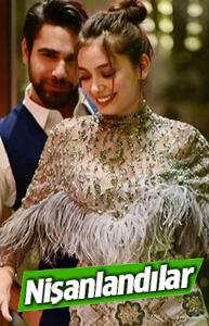 Kadir Doğulu ve Neslihan Atagül nişanlandı