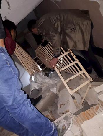 Depremde 6 kişi hayatını kaybetti