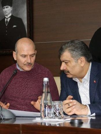 İçişleri Bakanı Soylu, bağış miktarını açıkladı