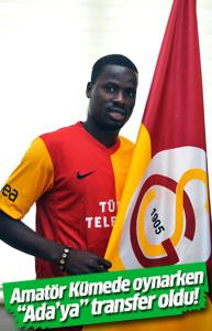 Galatasaray'ın unuttuğu Eboue'nin yeni takımı şaşırttı